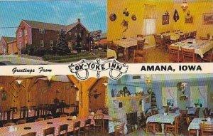 Iowa Amana Ox Yoke Inn Greetings From