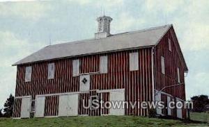 Historic Alexander Thom Barn North Bend NE Unused