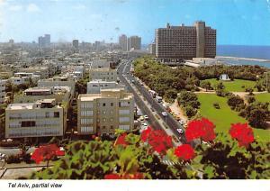 Tel Aviv Israel Partial View Tel Aviv Partial View