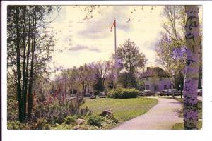 Riverside Drive, Kapuskasing, Ontario, 50's Cars