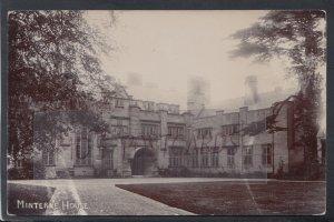 Dorset Postcard - Minterne House, Minterne Magna, Dorchester  HP636