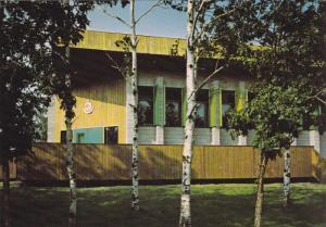 Salvation Army , Camp Woodlands , Auditorium , MANITOBA , Canada , 50-70s