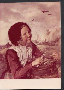 Artist Postcard - Frans Halsexpositie, Haarlem Brooklyn Museum, New York  RR1370