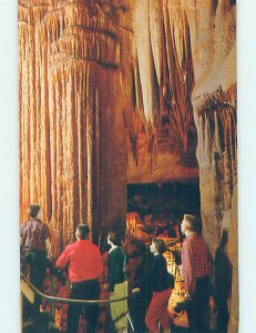 Pre-1980 CAVERNS SCENE Mammoth Cave National Park - Cave City Kentucky KY AD5491