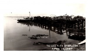 Flood  Disaster Texas City April 16, 1947
