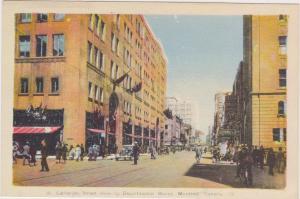 Stores, St Catherine Street , MONTREAL , Quebec , Canada , 30-40s