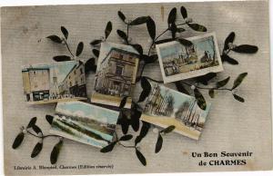 CPA Un Ben Souvenir de CHARMES (200661)