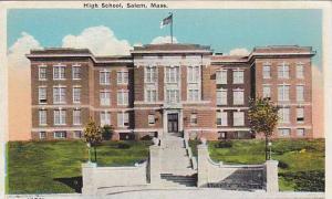 High School, Salem, Massachusetts, 00-10s