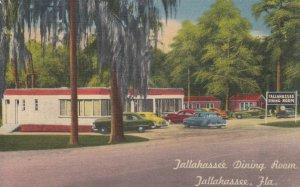 TALLAHASSEE, Tallahassee Dining Room, Florida, 30-40s