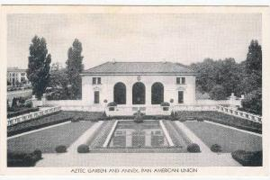 Aztec Garden & Annex, Pan American Union, Washington, DC 30-50s