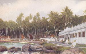 Sri Lanka Ceylon Colombo Mount Lavinia Hotel Bathing