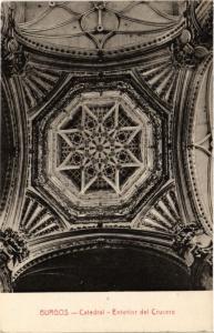 CPA Burgos Catedral, Enterior del Crucero SPAIN (744022)