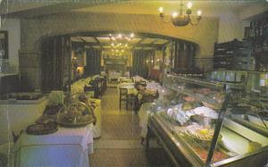 Spain Salamanca Restaurant El Candil