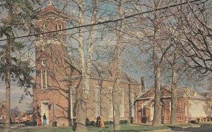 WOODSTOWN , New Jersey , 50-60s ; First Baptist Church