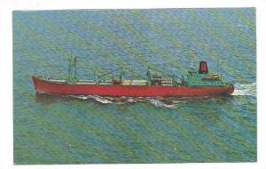 Barber Lines Semi-Container ship TIRRANNA , 40-60s