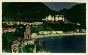 china, HONG KONG, Repulse Bay (1950s) Tinted RPPC