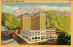 UT - Ogden. Ben Lomond Hotel