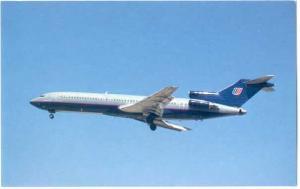 United Airlines Boeing B-727-222 Advanced N7253U,  MSN 21400