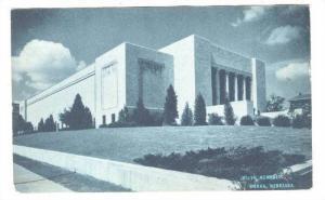 Joslyn Memorial, Omaha, Nebraska,00-10s