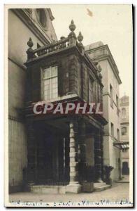 Old Postcard Paris Val de Grace Pavilion & # 39Anne d & # 39Autriche