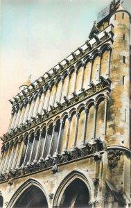 Postcard France Dijon eglise Notre Dame