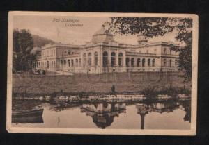 059186 GERMANY Bad Kissingen Luitpoldbad  Vintage PC