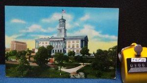 STD Vintage State Capitol Building Nashville Tennessee Posted 1971-74