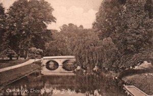 Trinity College Bridge,Oxford,England,UK
