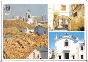 Portugal Faro Algarve General view Church Eglise