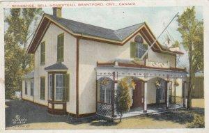 BRANTFORD , Ontario , PU-1936; Residence, Bell Homestead