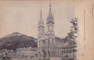 L'Eglise Saint-Bruno, Et Le Coteau De Vouise, Voiron (Isere), France, 1900-1910s