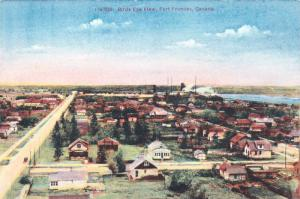 Birds Eye View,Fort Frances,Canada,00-10s