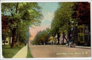 South Main St. Geneva NY
