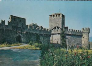 Switzerland Bellinzona Castello Svitto
