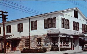 Original Elk Hotel & Restaurant Port Jefferson, L.I. NY Unused