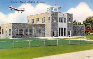 Municipal airport Little Rock, Arkansas, USA Airport Unused