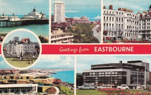 EASTBOURNE, Sussex, England, PU-1978; 6-Views