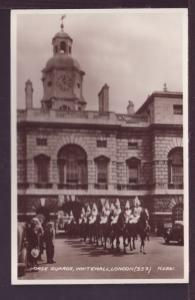 Horse Guards Whitehall Real Photo 2735