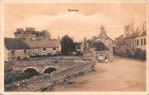 Nunney Bridge Village Street Pont