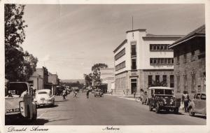 Kenya Nakuru Animated Donald Avenue National Bank classic cars bikes shops store