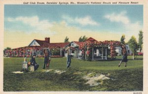 EXCELSIOR SPRINGS , Missouri, 1948 ; Golf House