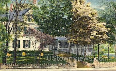 Elizabeth House Leeds NY Unused