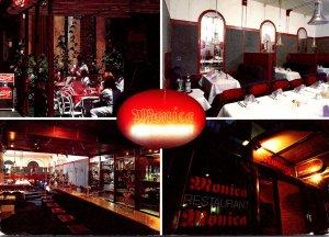 Czech Republic Praha Monica Restaurant