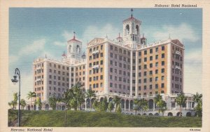 Cuba Havana National Hotel sk159