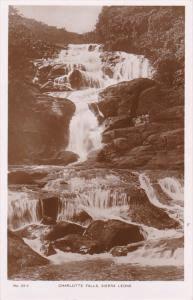 RP, View Of Charlotte Waterfalls, SIERRA LEONE, 1920-1940s