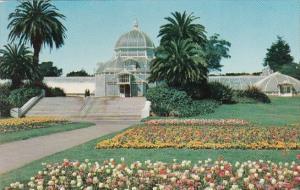 Conservatory Golden Gate Park San Francisco Cailfornia