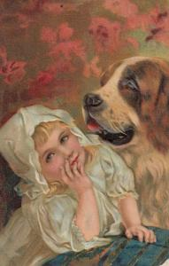 PFB 7686 ; Baby & Dog , 00-10s