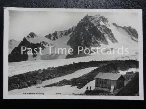 c1920's RP - La Cabane d'Orny - Switzerland