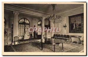 Old Postcard Chateau de Valencay Dining room