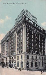Kentucky Louisville New Seelbach Hotel 1912